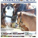 The Wadena News, out today.