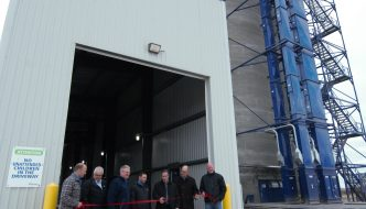 Viterra officially opens new terminal in Wadena