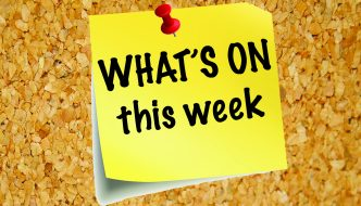WHATS ON: A look at what's happening this week